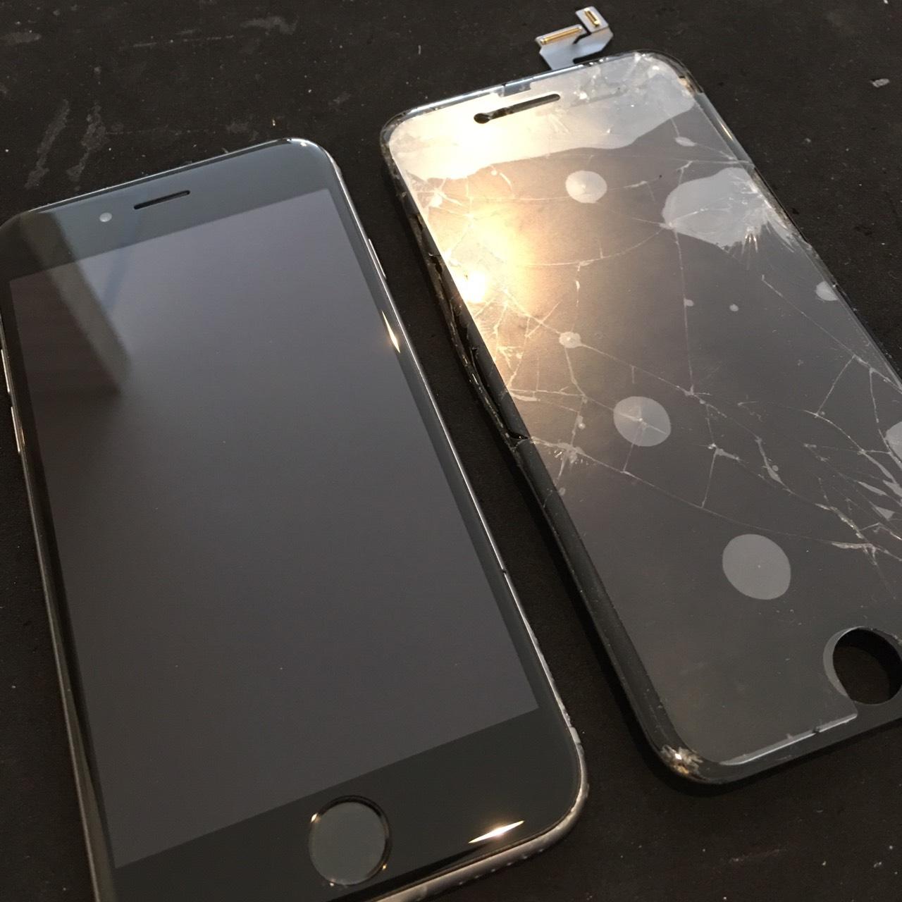 0803|iPhone6s|液晶パネル交換修理