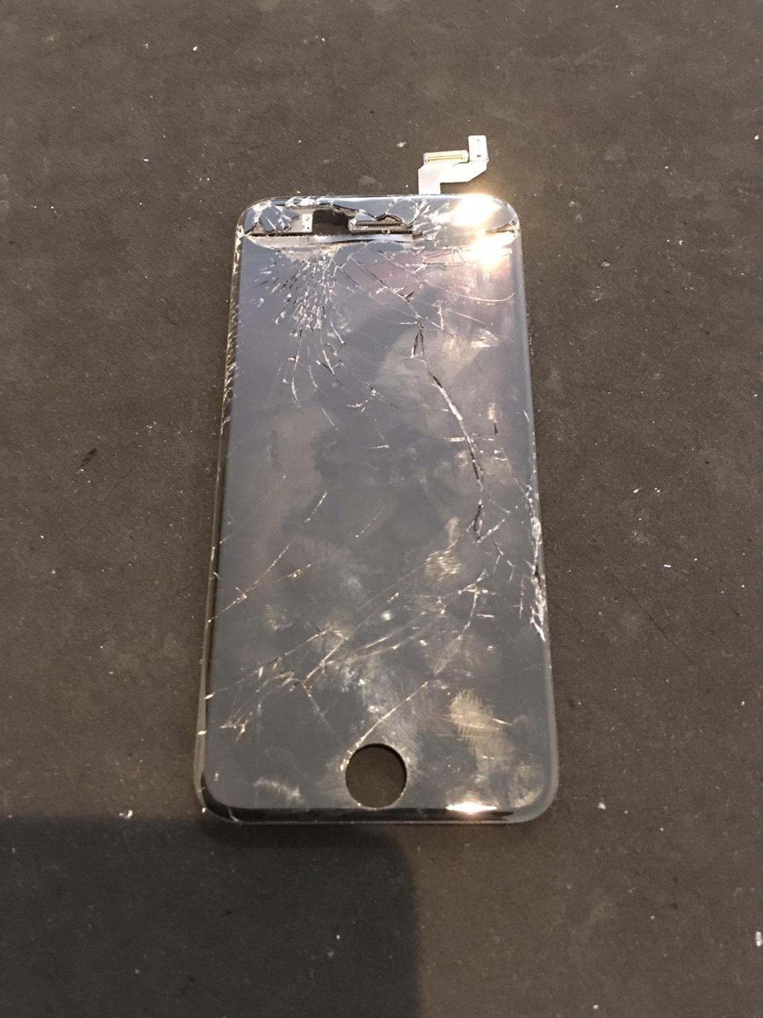 8.16 | iphone6s | パネル交換