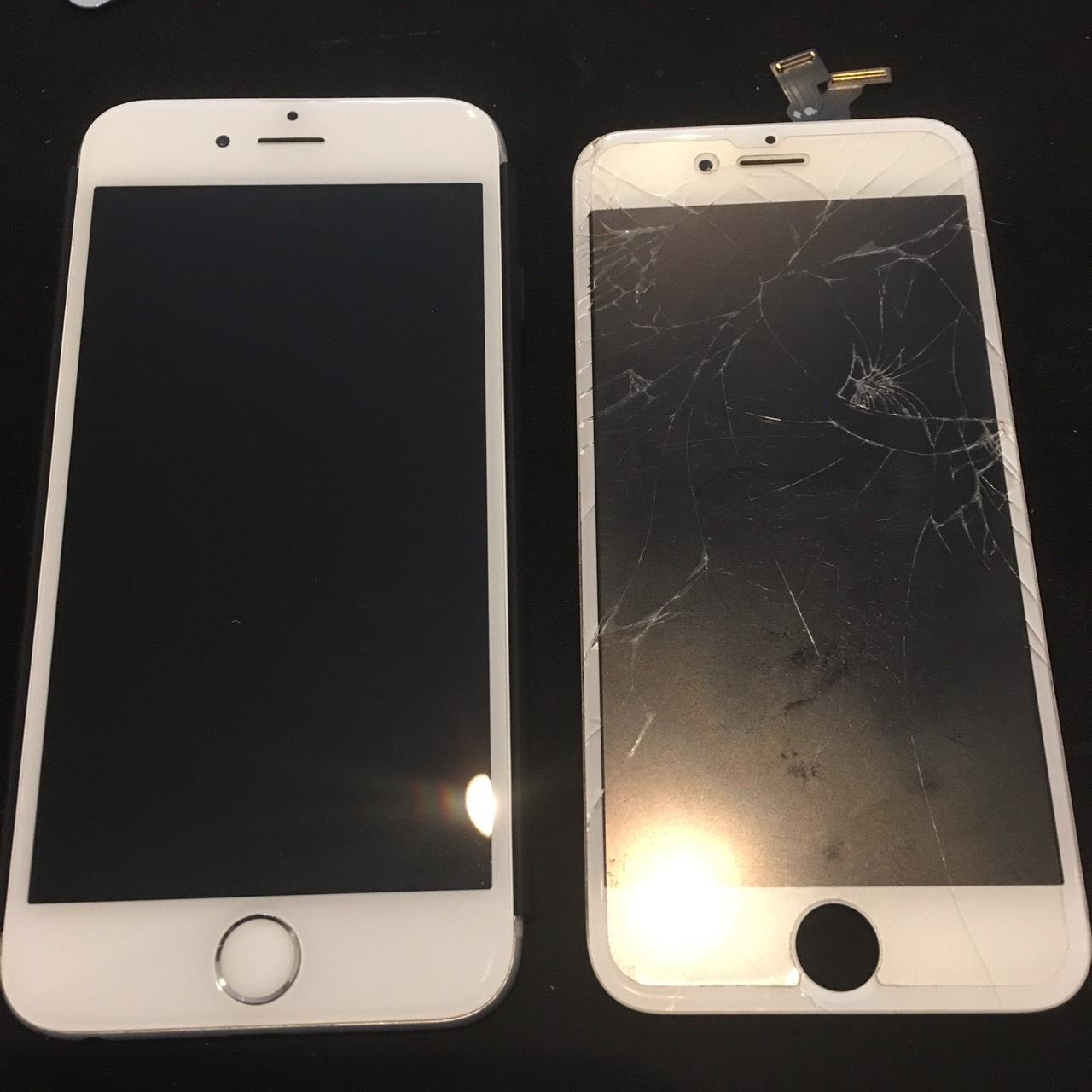 0907|iPhone6|液晶パネル交換修理