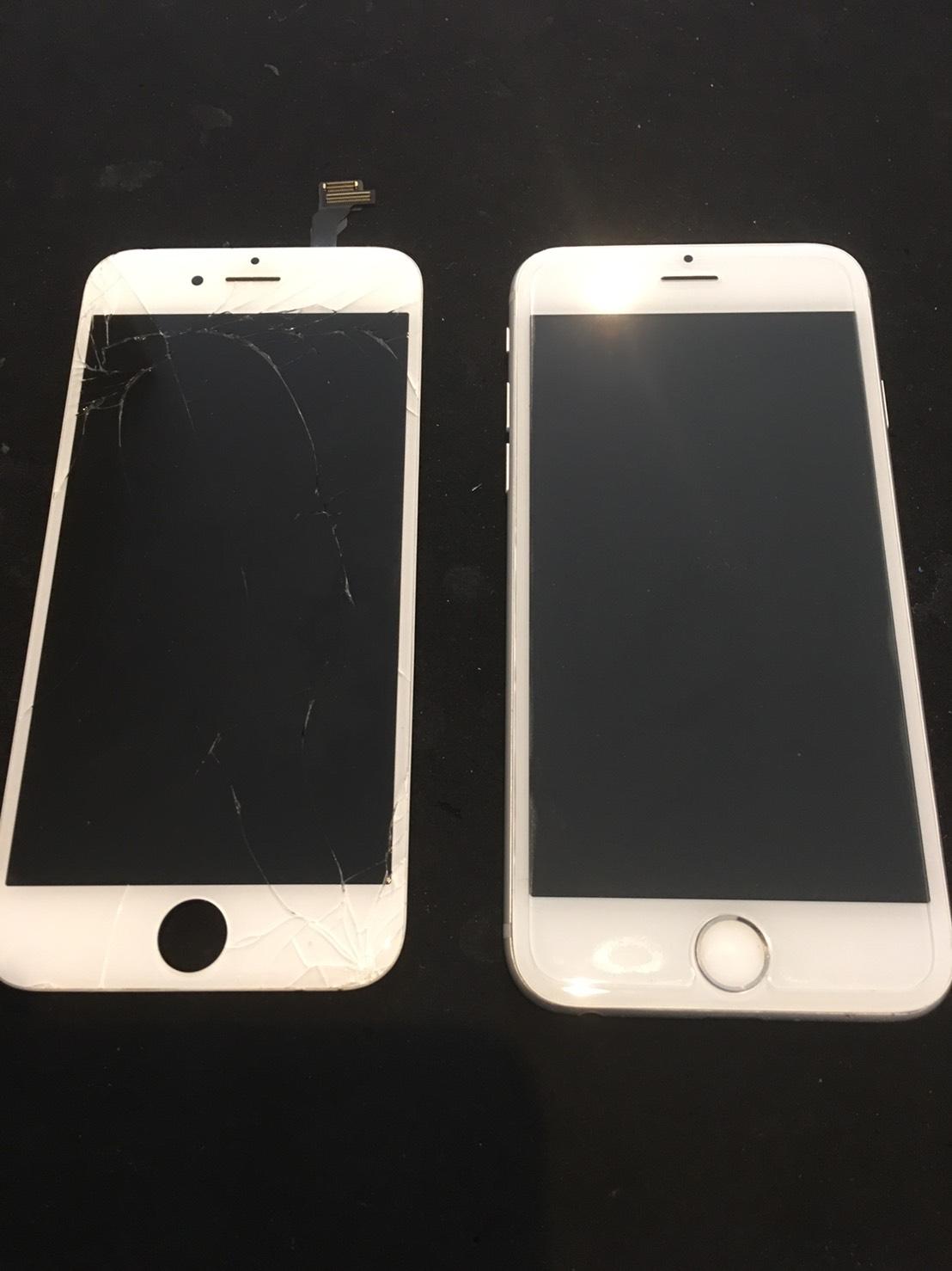9.20 | iphone6 | パネル交換