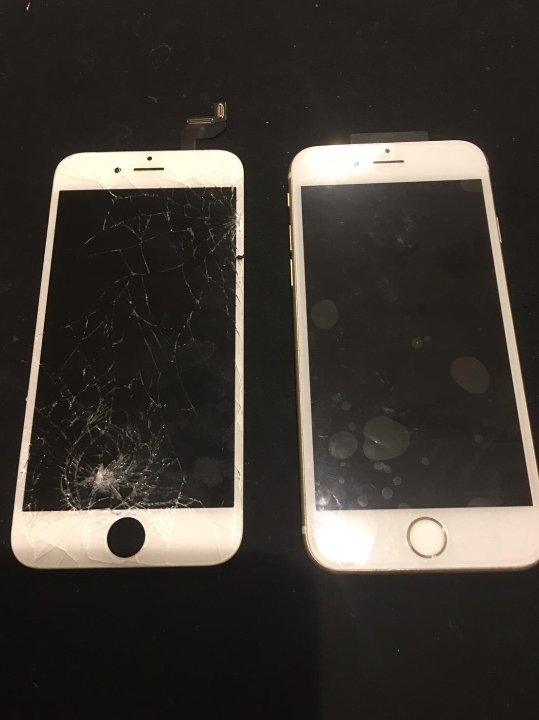 9.20 | iphone6s | パネル交換
