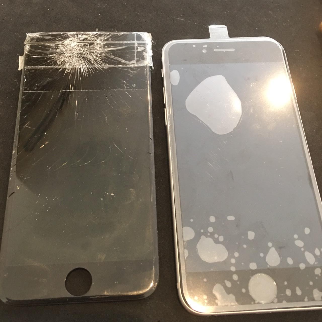 1005|iPhone6plus|液晶パネル交換修理