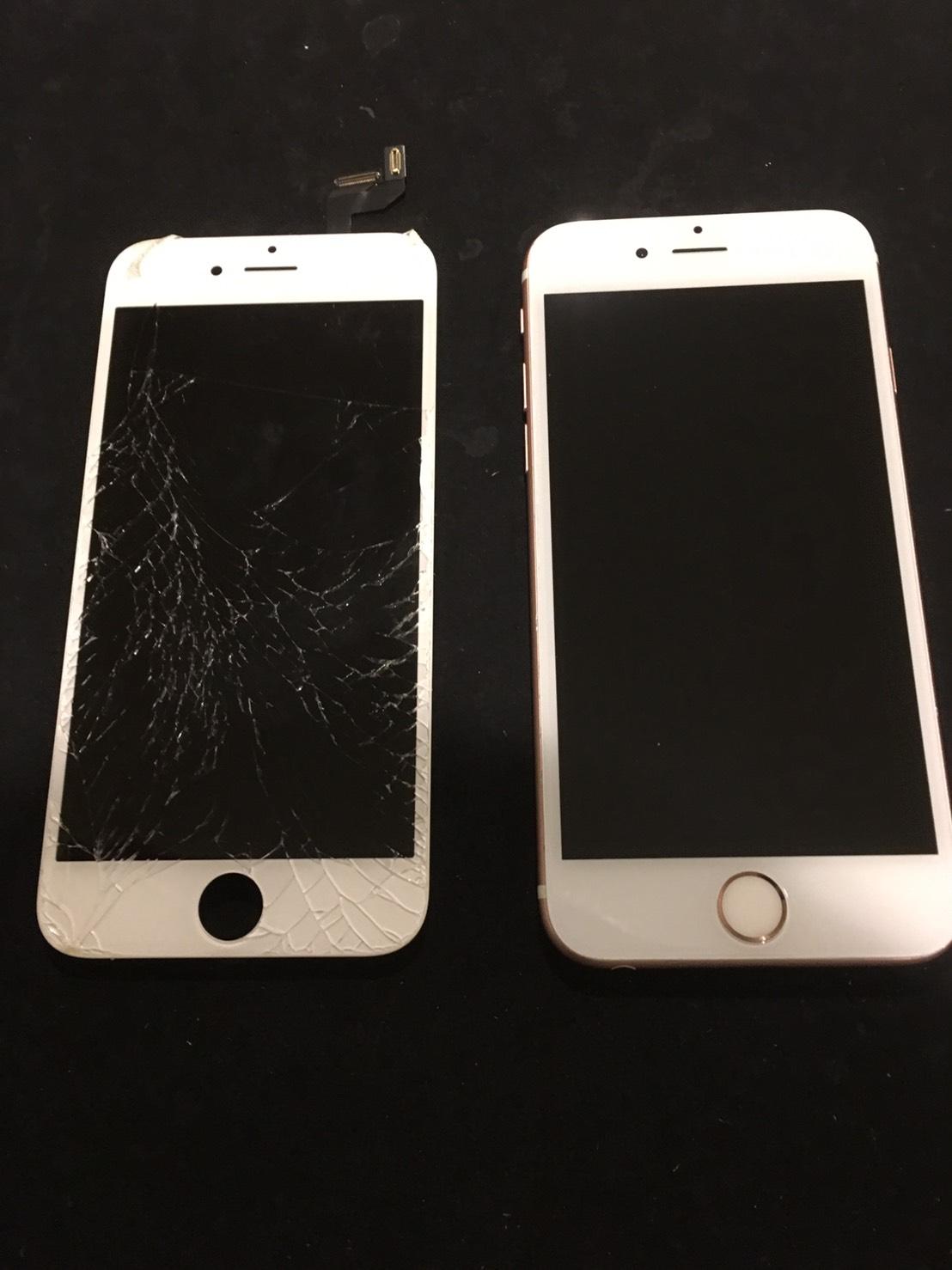 10.25 | iphone6s | パネル交換