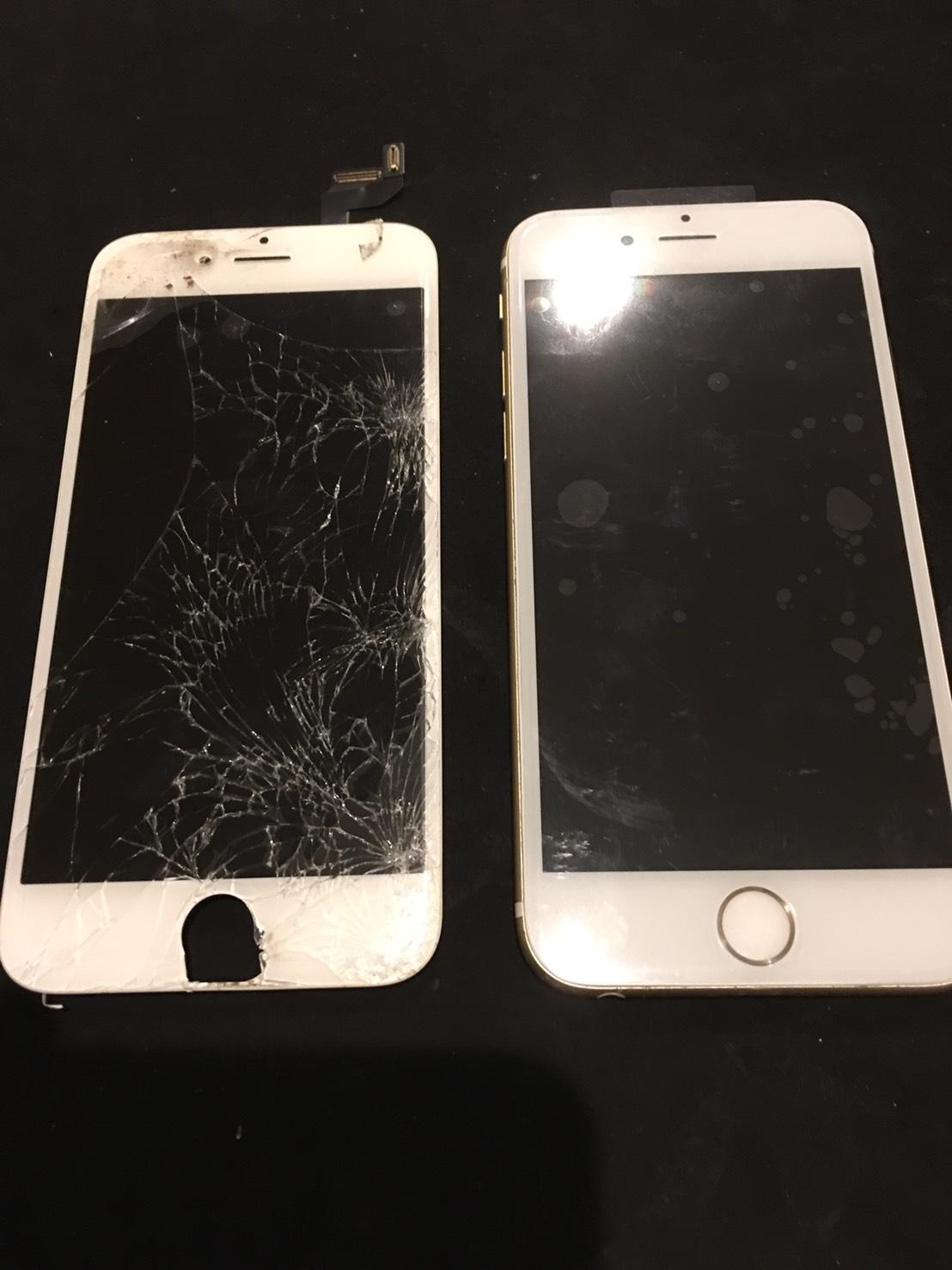 10.31 | iphone6s | パネル交換
