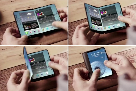 galaxyX | flexible display