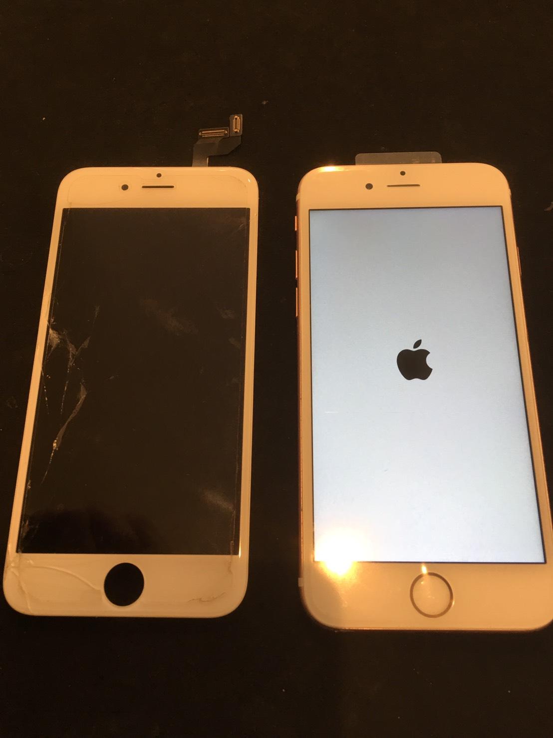 11.15 | iphone6s | パネル交換