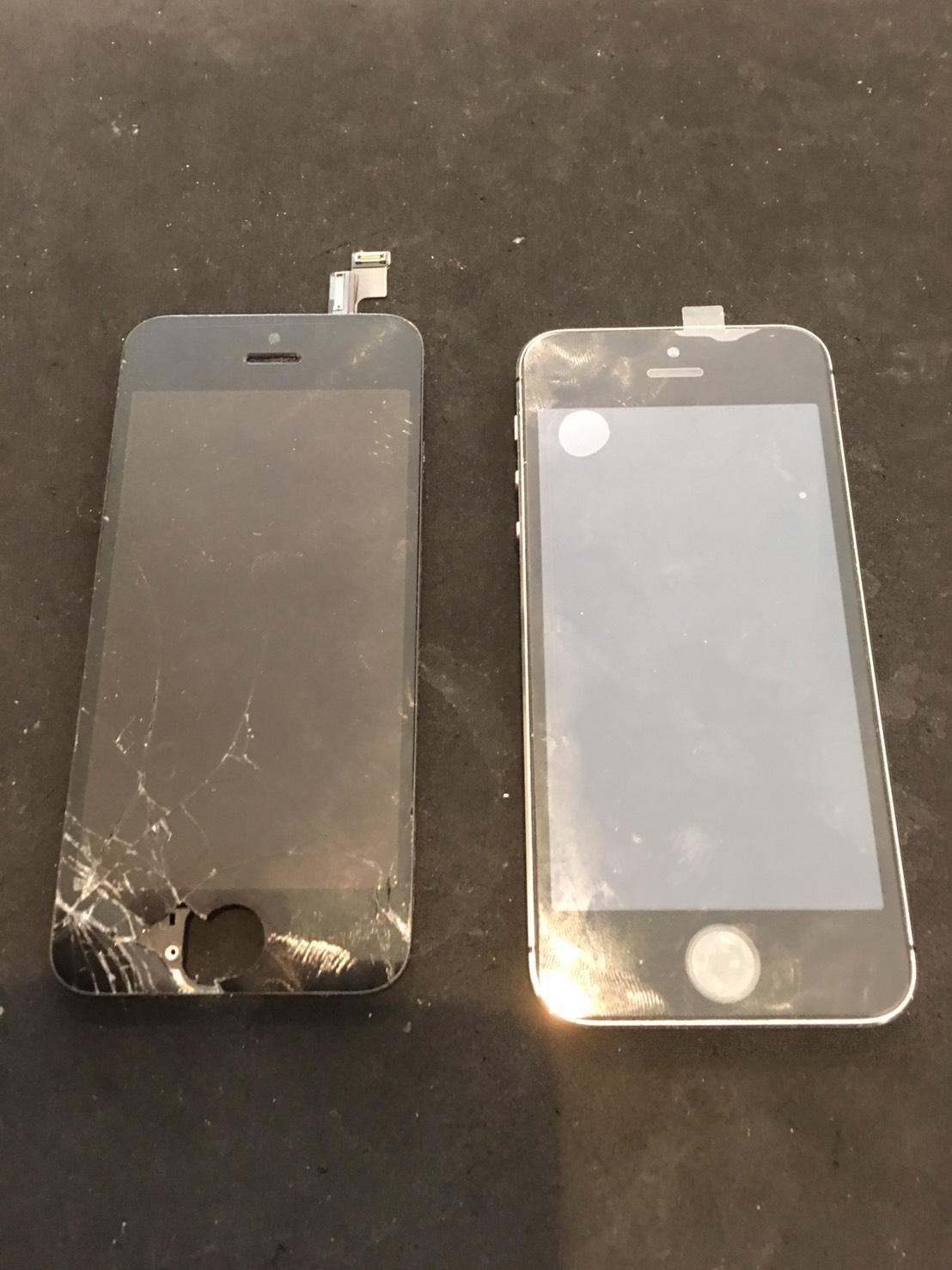 11.21 | iphone5s | パネル交換