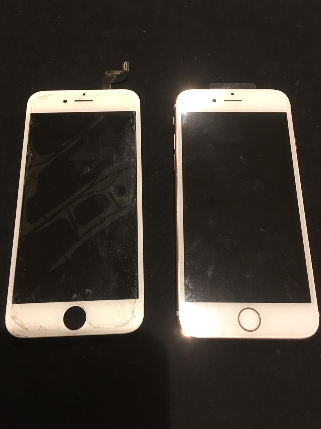 12.18 | iphone6s | パネル交換