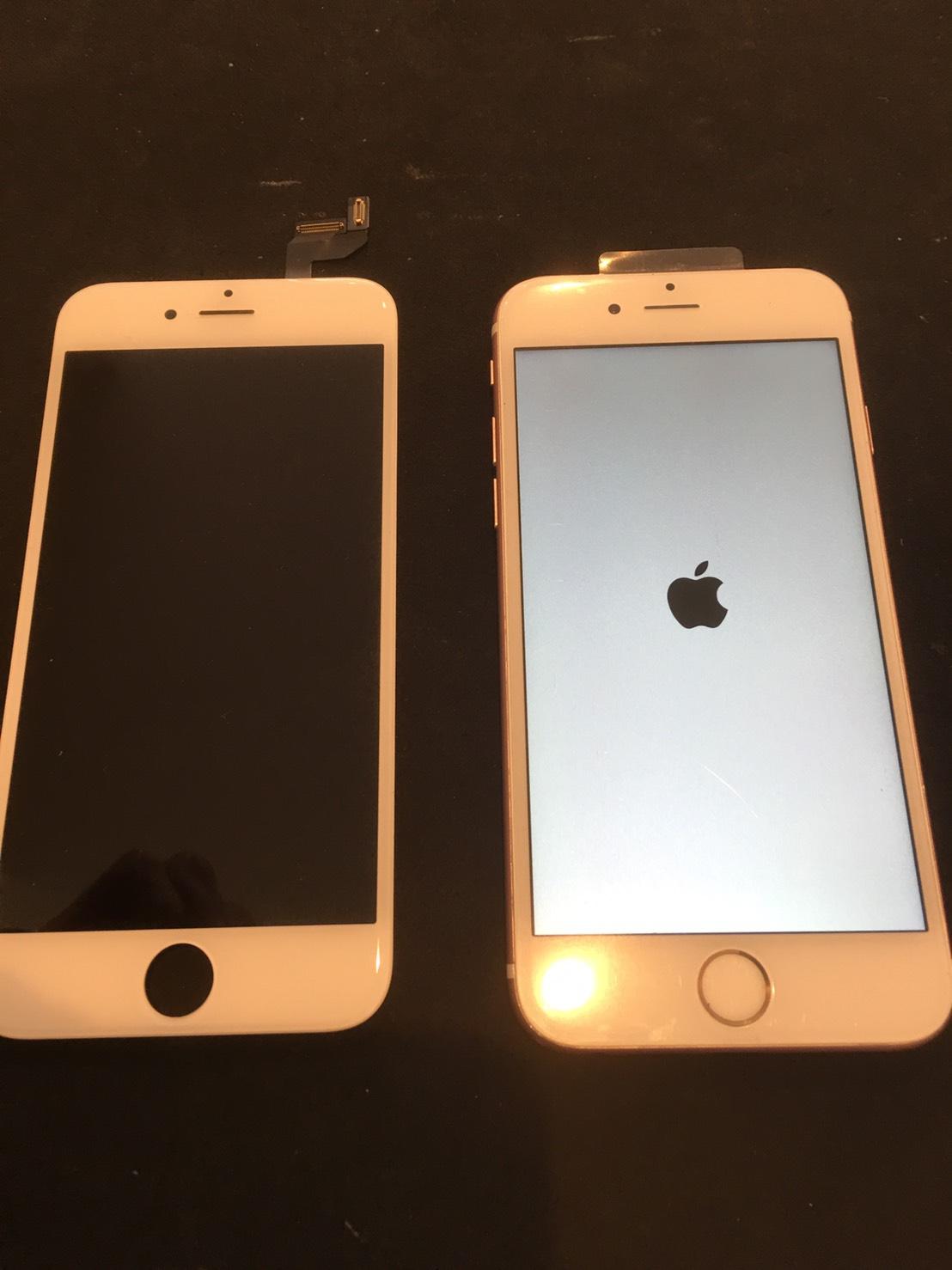 12.19 | iphone6s | パネル交換