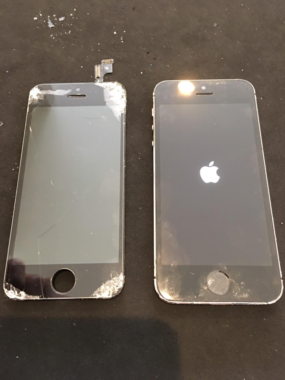 1.30 | iphone5s | パネル交換