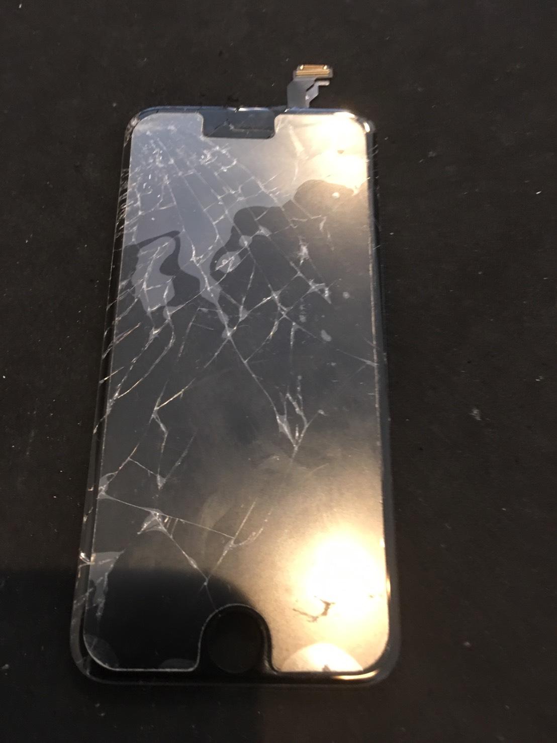 4.25 | iphone6 | パネル交換