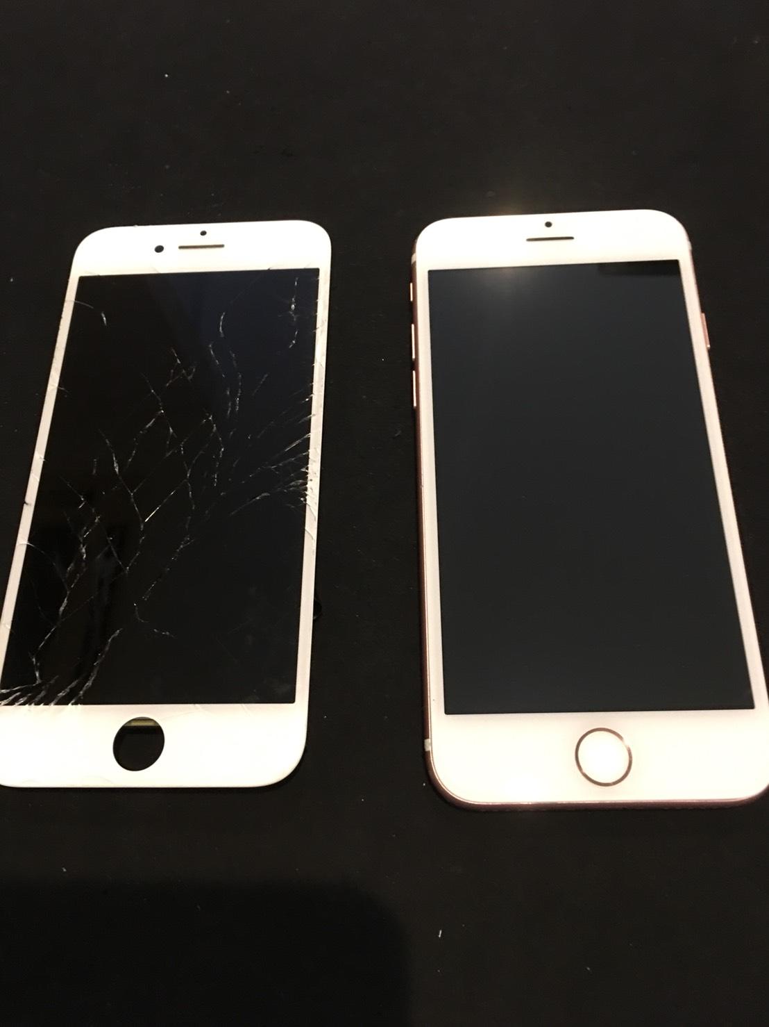 5.8 | iphone7 | パネル交換