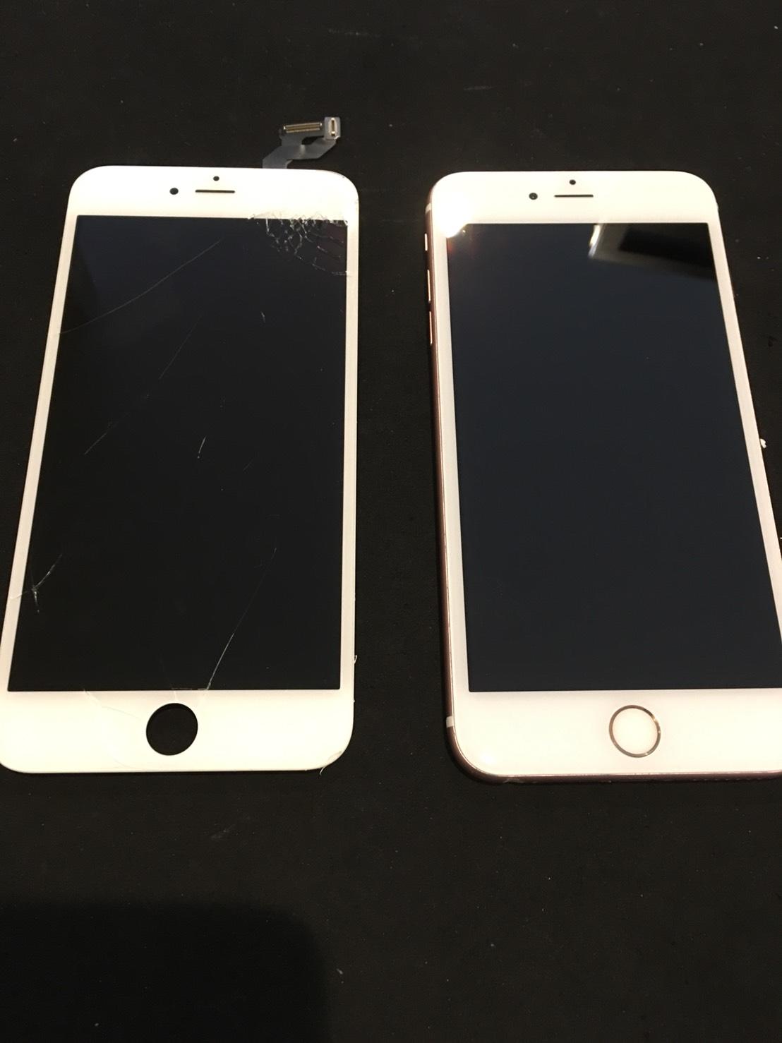 6.20 | iphone6splus | パネル交換