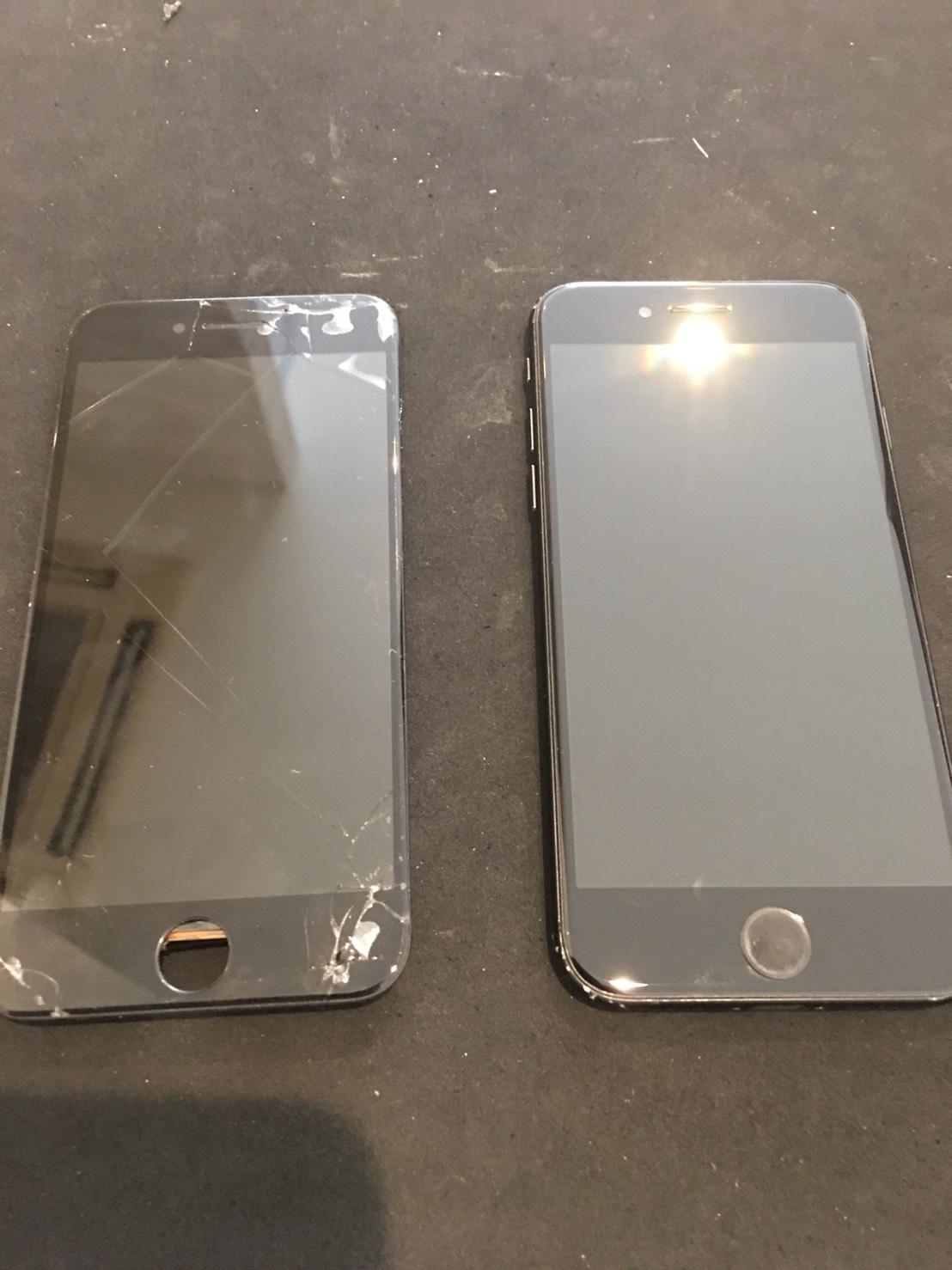 7.17 | iphone7 | パネル交換