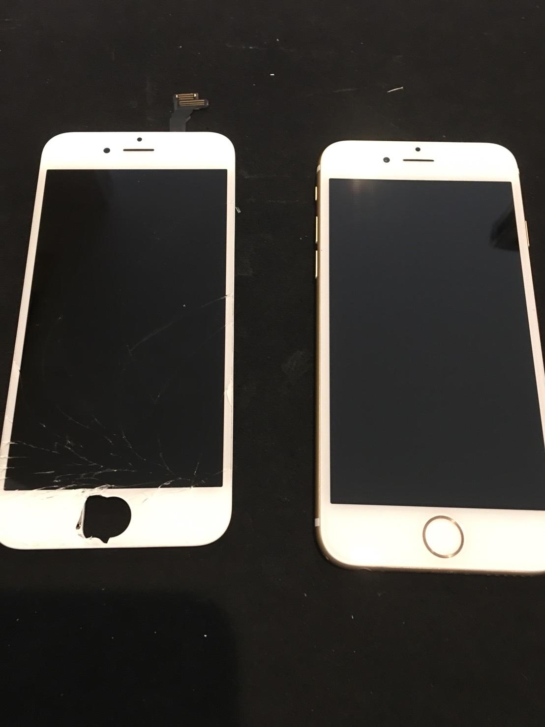 7.17 | iphone6 | パネル交換