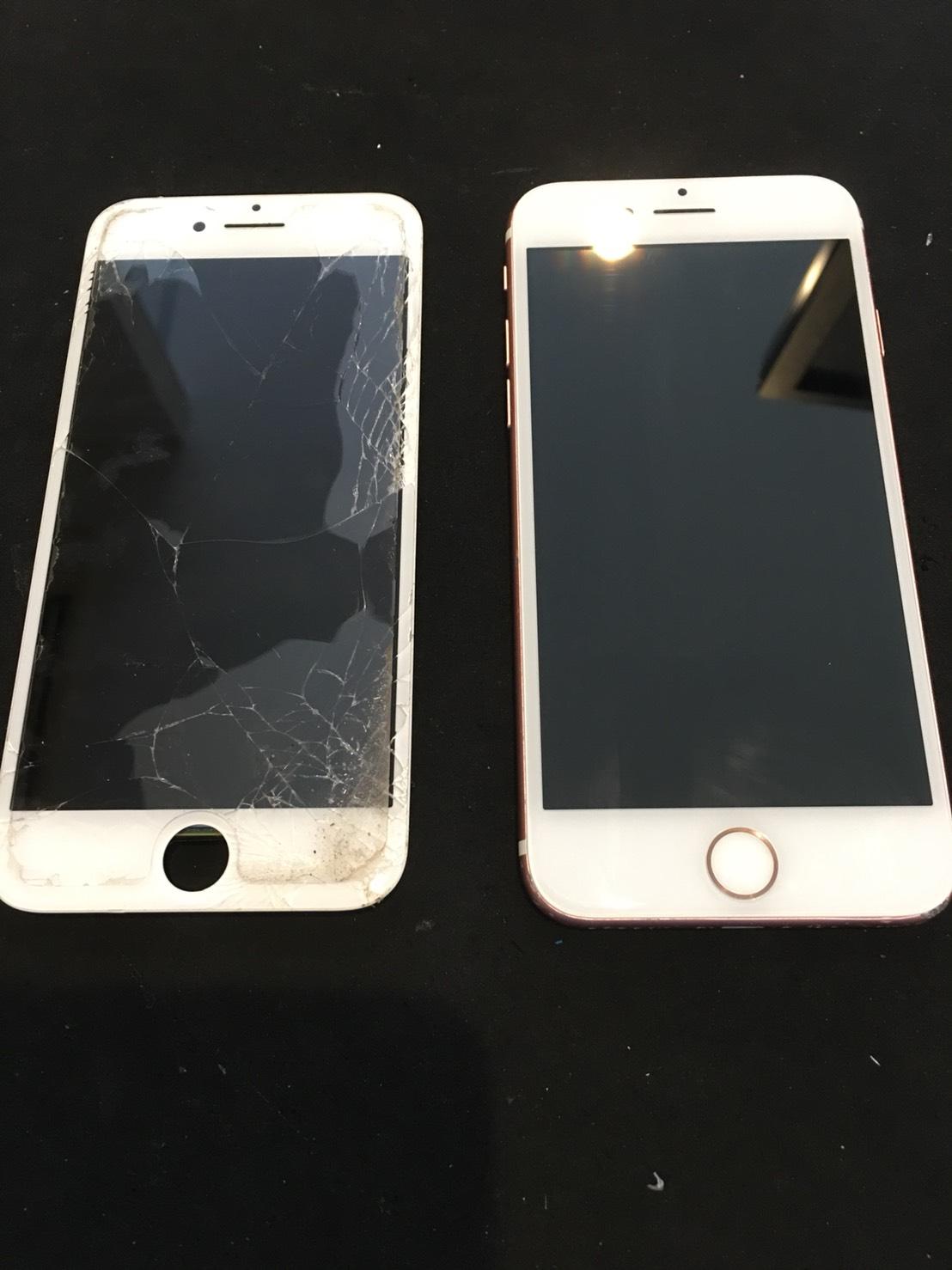 8.24 | iphone7 | パネル交換