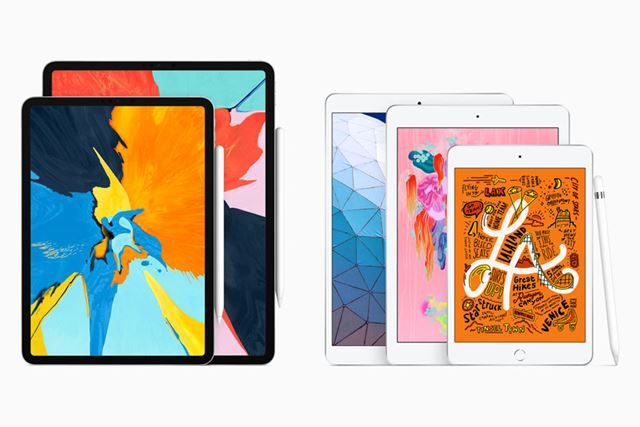 2019 | ipad air | ipad mini