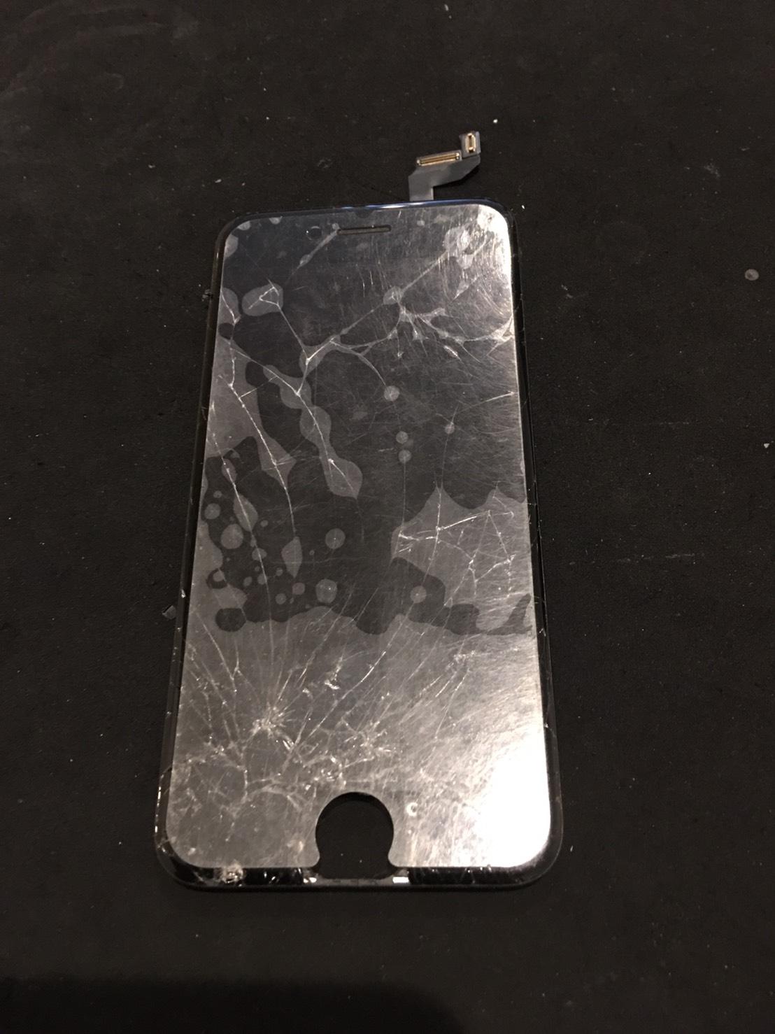 10.11 | iphone6s | パネル交換