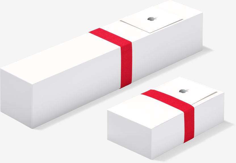 apple-store | gift-wrapping